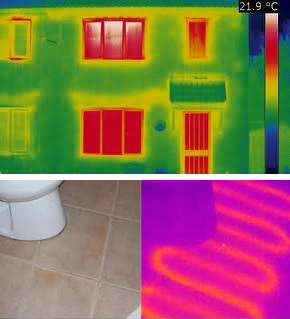 examples of thermal imaging